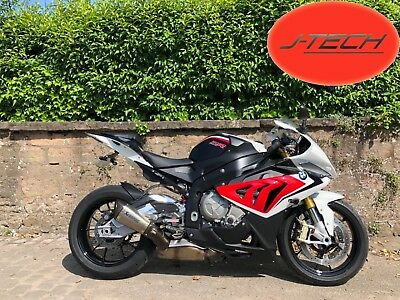 **BMW S1000RR Tail Tidy Number Plate Holder 2009 - 2016 Triple LED Micro Light**