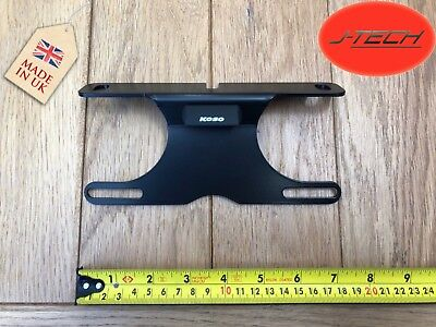 **BMW S1000RR Tail Tidy Number Plate Holder 2009 - 2016 Micro LEDS INTEGRATED**