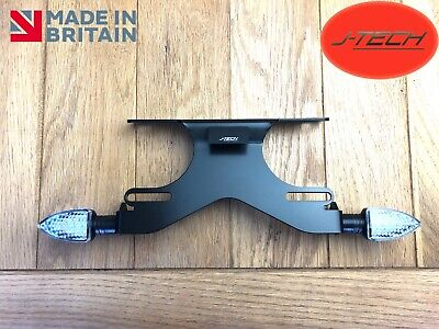 **BMW S1000RR Tail Tidy Number Plate Holder 2009 - 2019 With LED Indicators**