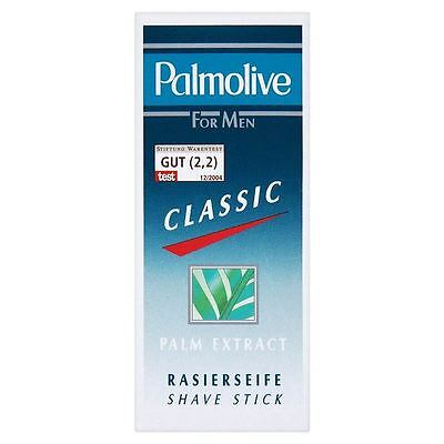 30 Packs of Palmolive For Men Classic Palm Extract Shave Stick 50g