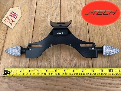 Yamaha R1 R1M R1S 2015 2016 2017 + Tail Tidy / Plate Holder With LED Indicators