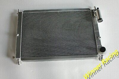 For Nissan Pao 1989-1991 Aluminum Alloy Radiator AT 40MM