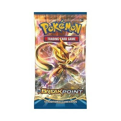 Pokemon Tcg - Xy09 Breakpoint Booster Pack