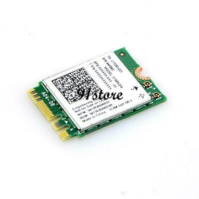 Wireless-AC 3165NGW 433Mbps Wifi & Bluetooth 4.2 M.2 PCIe Adapter SR1G