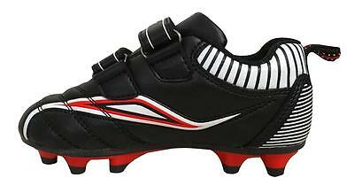 Childrens kids football boots infant young child toddler sizes 7, 8, 9, 10