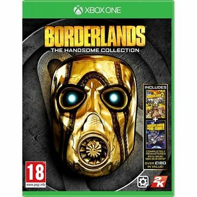 Borderlands The Handsome Collection Xbox One Brand New * AU STOCK*