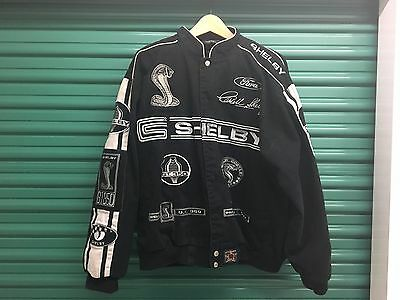 STS JH Designs Shelby Mustang  Jacket XXL 2X