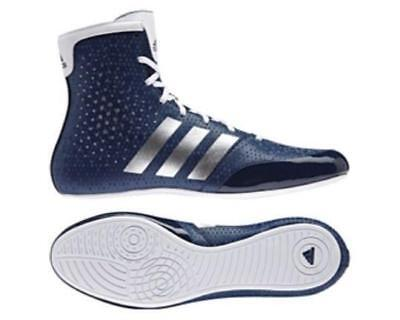 Adidas Boxing KO Blue Legend Adults Men's 16.2 Boots Shoes BA9077