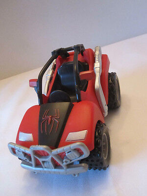 Marvel Spiderman Car (Battery Operated)