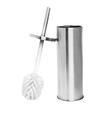 Bathroom Set High Quality Stainless Steel Toilet Clean Brush N Holder Cup Cover