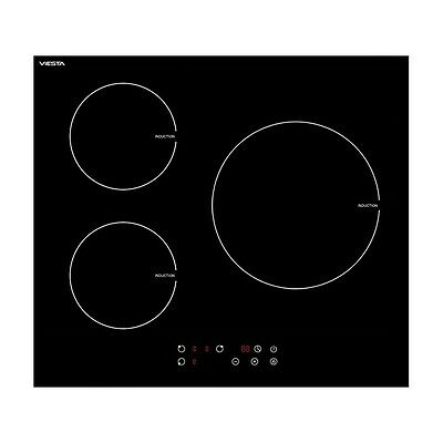 Viesta I3Z Built in Induction Hob Self-Sufficient Touch Control Cooker Cooktop