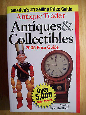 12,000 Antique Collectibles Price Value Guide Collectors Book 5000 Color Picture