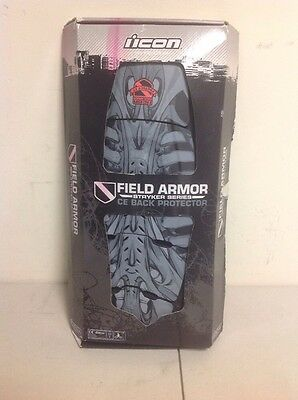 Icon Stryker Field Armor Back Protector
