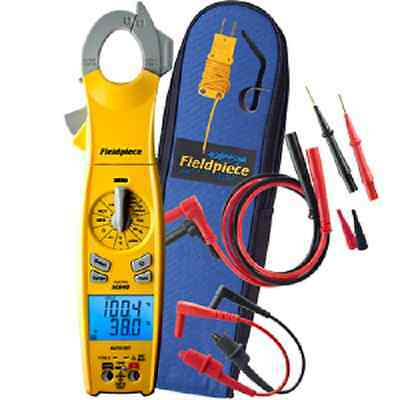Fieldpiece SC640 400A True RMS Loaded Clamp Meter TRMS