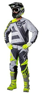 Motocross MX Enduro Kit Jersey & Pants / Maglia e Pantaloni FOX Racing 180 Nirv