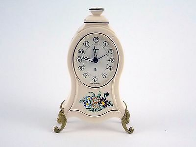 Vintage Linden Black Forest Alarm Clock Made In West Germany Alarm not working