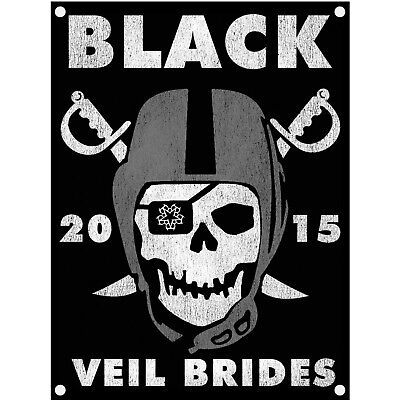 Black Veil Brides Marauders Poster Flag Official Textile Fabric Wall Banner New