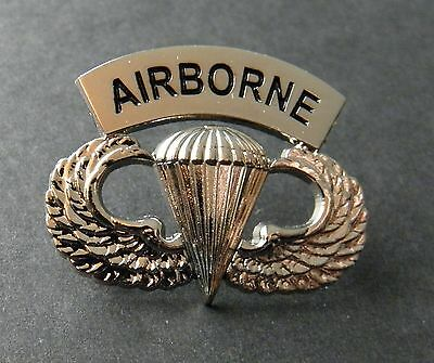 Us Army Airborne Special Forces Wings Large Pin Badge 1.5 Inches