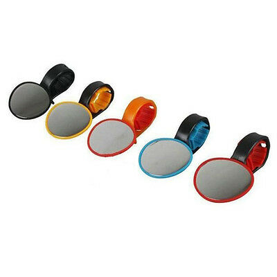 5Color Bike Bicycle Cycling Rear View Mirror Handlebar Flexible Safety Rearview