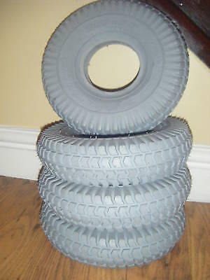 Tyres for a Mobility Scooter 300x4