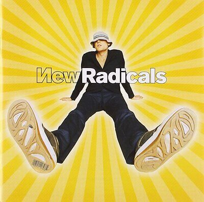 cd new radicals maybe you've been brainwash NUOVO D'EPOCA INCELOFANATO