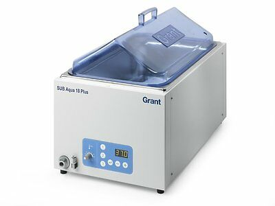 Grant Instruments SUBAQP18US Water Bath Digital 18L 120V - NEW