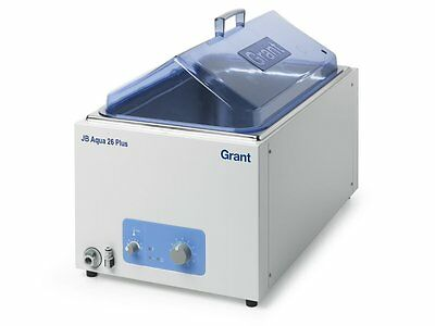 Grant Instruments JBAQP26US Water Bath Analogue 26L 120V - NEW