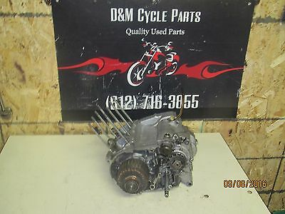 1975 Yamaha Rd200 Electric Bottom End Assembly With Good Crank And Trans