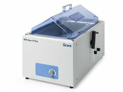 Grant Instruments SBBAQP18US Water Bath Boiling 18L 120V - NEW