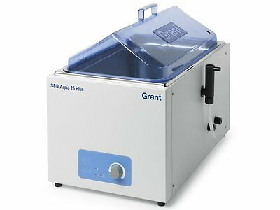 Grant Instruments SBBAQP26US Water Bath Boiling 26L 120V, NEW