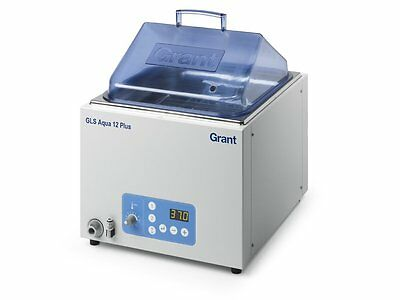 Grant Instruments GLSAQP12US Shaking Water Bath 12L 120V - NEW