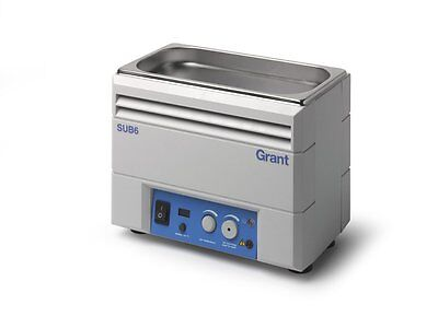 Grant Instruments SUB6L Bath Unstirred Water Digital - Water Bath - NEW