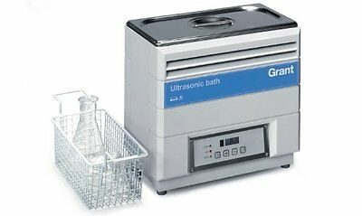 Grant Instruments MXB6L Ultrasonic Bath 6 Litres 115V - NEW