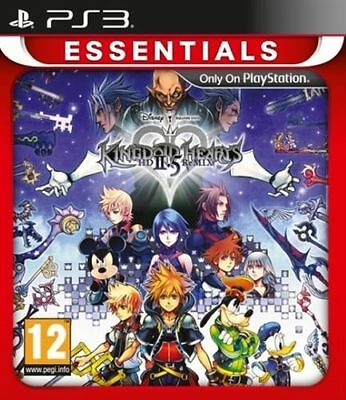 Kingdom Hearts HD 2.5 ReMIX PS3 Game Square Enix Brand New In Stock Brisbane