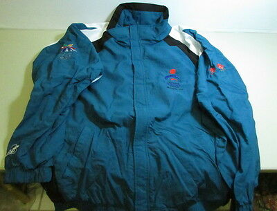 1997 Brandon Manitoba Olympic Curling Trials Paul Savage Jacket