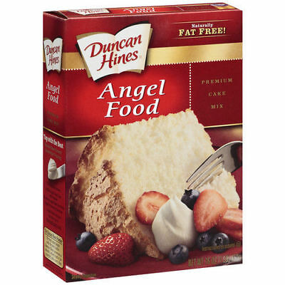Duncan Hines Angel Food Cake Mix 453g American Cake Mix