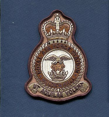 RAF ROYAL AIR FORCE STATION MILDENHALL ENGLAND Non USAF Desert Squadron Patch