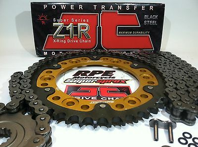 KTM 1190 Adventure 2013-2017 SuperSprox Stealth 525 Chain and Sprockets Kit