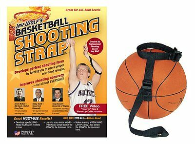 Jay Wolf''s Basketball Shooting Strap