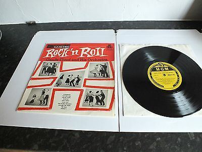 """Claude Cloud & his Orchestra """"Rock 'n Roll """" Rare UK 10"""""""
