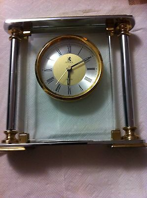 BIRKS Table Clock,nice and heavy.good for collection