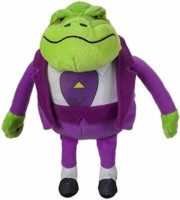 Danger Mouse 11183 Baron Greenback Plush Toy Kids Soft Toy FREE Shipping