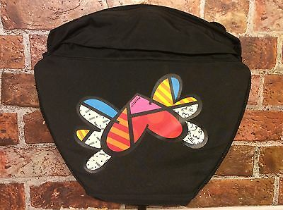 Quinny Moodd Britto (Limited Edition) Shopping Basket For Pram Pushchair Buzz