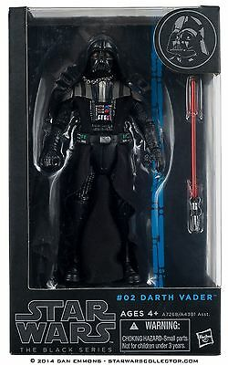 "Star Wars Darth Vader 6"" Black Series Bsga 2"