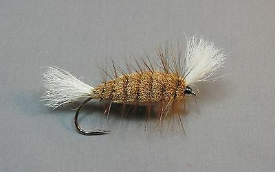 Brown Bomber - Size 4 - Atlantic Salmon and Trout Fly