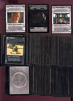 Star Wars Special Edition Complete Set 324 Cards Near Mint Unplayed Decipher