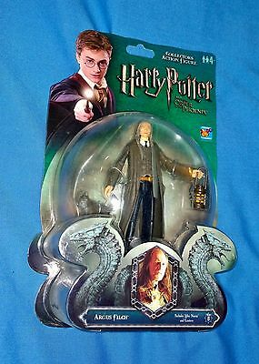 Harry Potter Order of the Phoenix Argus Filch popco collectable action figure