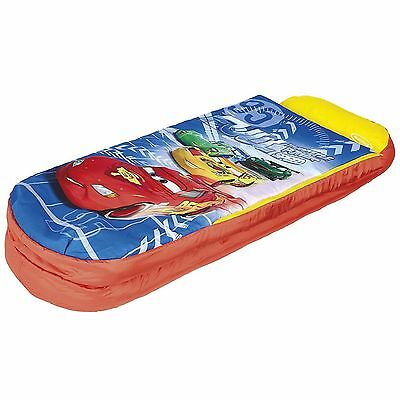 ReadyBed Disney Cars Airbed and Sleeping Bag In One