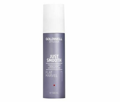 Goldwell Style Sign Just Smooth - Flat Marvel 100 ml