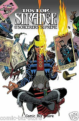 Doctor Strange Sorcerers Supreme #3 (2017) 1St Print Bagged & Boarded Marvel Now